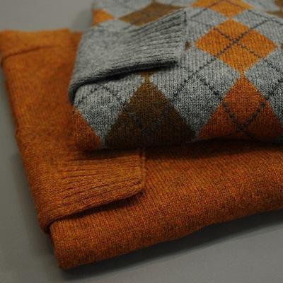 Shetland Wool(シェットランド諸島のネイティブ種)