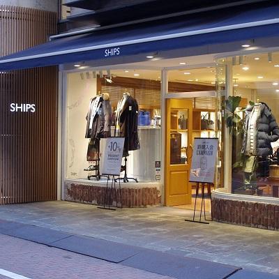 SHIPS 銀座店