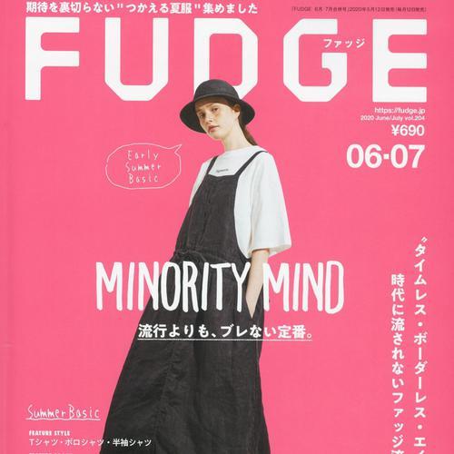FUDGE6-7月号